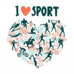 любовь к спорту