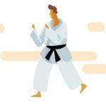 тренер каратэ