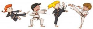 занятия каратэ